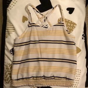 Abercrombie Kids Size 9/10 Tank Top Never Worn